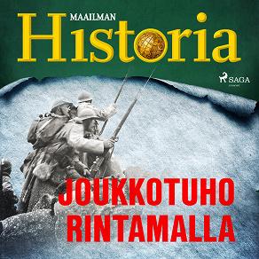 Cover for Joukkotuho rintamalla