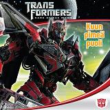 Cover for Transformers - Kuun pimeä puoli