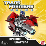 Cover for Transformers - Prime - Optimus uhattuna