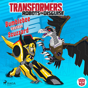 Cover for Transformers - Robots in Disguise - Bumblebee vastaan Scuzzard