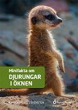 Cover for Minifakta om djurungar i öknen