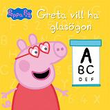 Cover for Greta vill ha glasögon