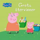 Cover for Greta återvinner