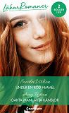 Cover for Under en röd himmel/Oäkta man, äkta känslor