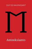 Cover for Anteeksianto