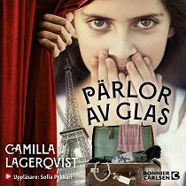 Cover for Pärlor av glas