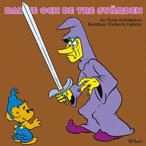 Cover for Bamse och de tre svärden