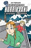 Cover for Etsiväkerho Hurrikaani ja mysteeri Lontoossa