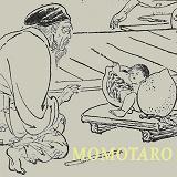 Cover for Momotaro