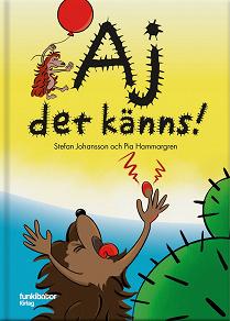 Cover for Aj det känns