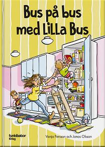 Cover for Bus på bus med Lilla Bus