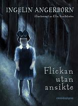 Cover for Flickan utan ansikte