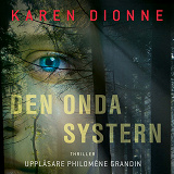 Cover for Den onda systern