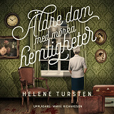 Cover for Äldre dam med mörka hemligheter