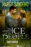 Cover for The Ice People 41 - Demon's Mountain