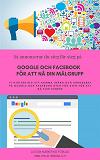 Cover for Så annonserar du på Google och Facebook steg för steg