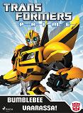 Cover for Transformers - Prime - Bumblebee vaarassa!