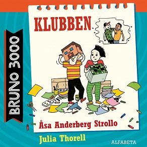 Cover for Bruno 3000 : Klubben
