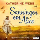 Cover for Sanningen om Alice