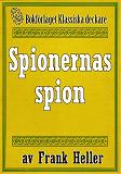 Cover for Spionernas spion. Återutgivning av text från 1935
