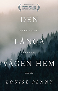 Cover for Den långa vägen hem (En kommissarie Gamache-deckare)