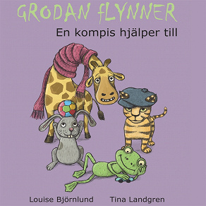 Cover for Grodan Flynner - En kompis hjälper till