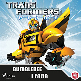 Cover for Transformers Prime - Bumblebee i fara