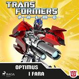 Cover for Transformers Prime - Optimus i fara