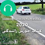 Cover for Körkortsboken på Persiska 2020