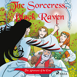 Cover for The Adventures of the Elves 2: The Sorceress, Black Raven
