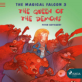 Cover for The Magical Falcon 3 - The Queen of the Demons