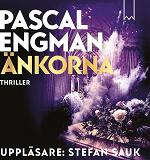 Cover for Änkorna