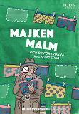 Cover for Majken Malm och de försvunna kalsongerna