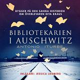 Cover for Bibliotekarien i Auschwitz
