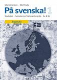 Cover for På svenska! 1 studiebok engelska