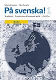 Cover for På svenska! 1 studiebok tyska