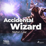 Cover for Accidental Wizard