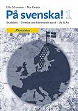 Cover for På svenska! 1 studiebok kinesiska
