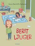 Cover for Berit ljuger