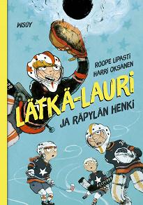 Cover for Lätkä-Lauri ja räpylän henki