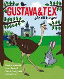 Cover for Gustava & Tex går till kungen