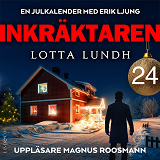 Cover for Inkräktaren - Lucka 24