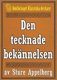 Cover for 5-minuters deckare. Den tecknade bekännelsen. Återutgivning av text från 1944