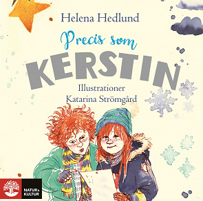 Cover for Precis som Kerstin