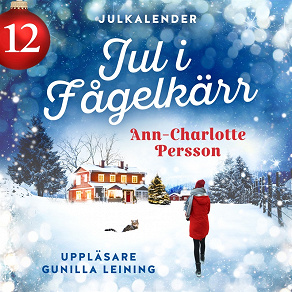 Cover for Jul i Fågelkärr - Lucka 12
