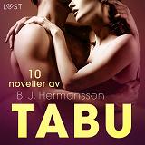 Cover for Tabu: 10 noveller av B. J. Hermansson - erotisk novellsamling
