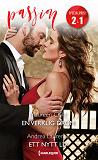 Cover for En verklig dröm/Ett nytt liv