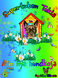 Cover for Supertuben Tekla: Min nya hundkoja