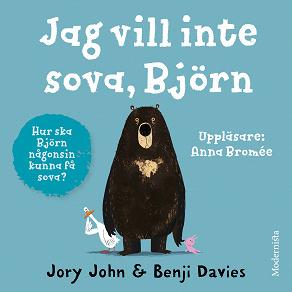Cover for Jag vill inte sova, Björn