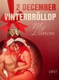 Cover for 2 december: Vinterbröllop - en erotisk julkalender